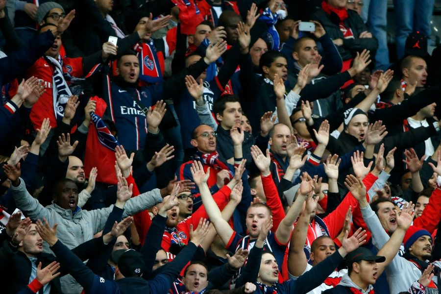 supporters ultras psg