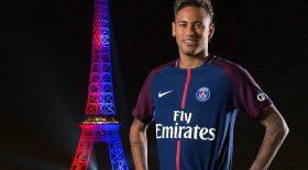 Le PSG a vendu 10 000 maillots Neymar