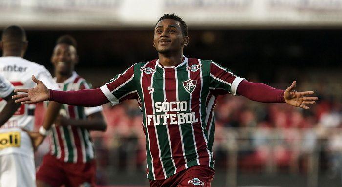 Wendel Fluminense psg