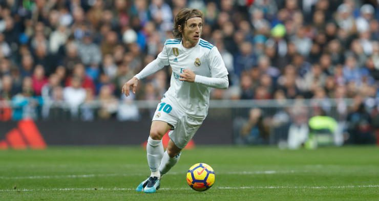 luka modric incertain contre le PSG
