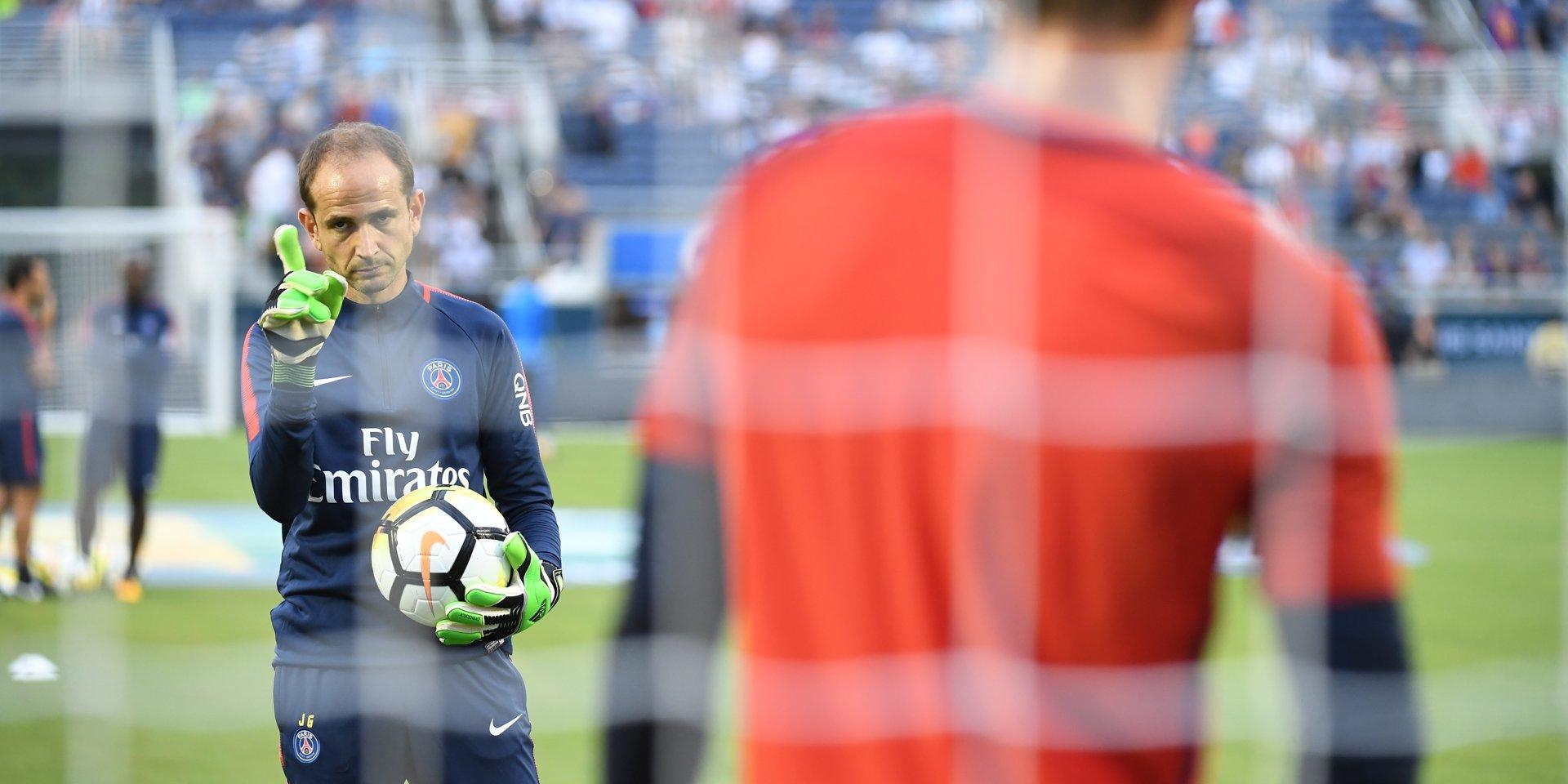 Javi Garcia va quitter le PSG