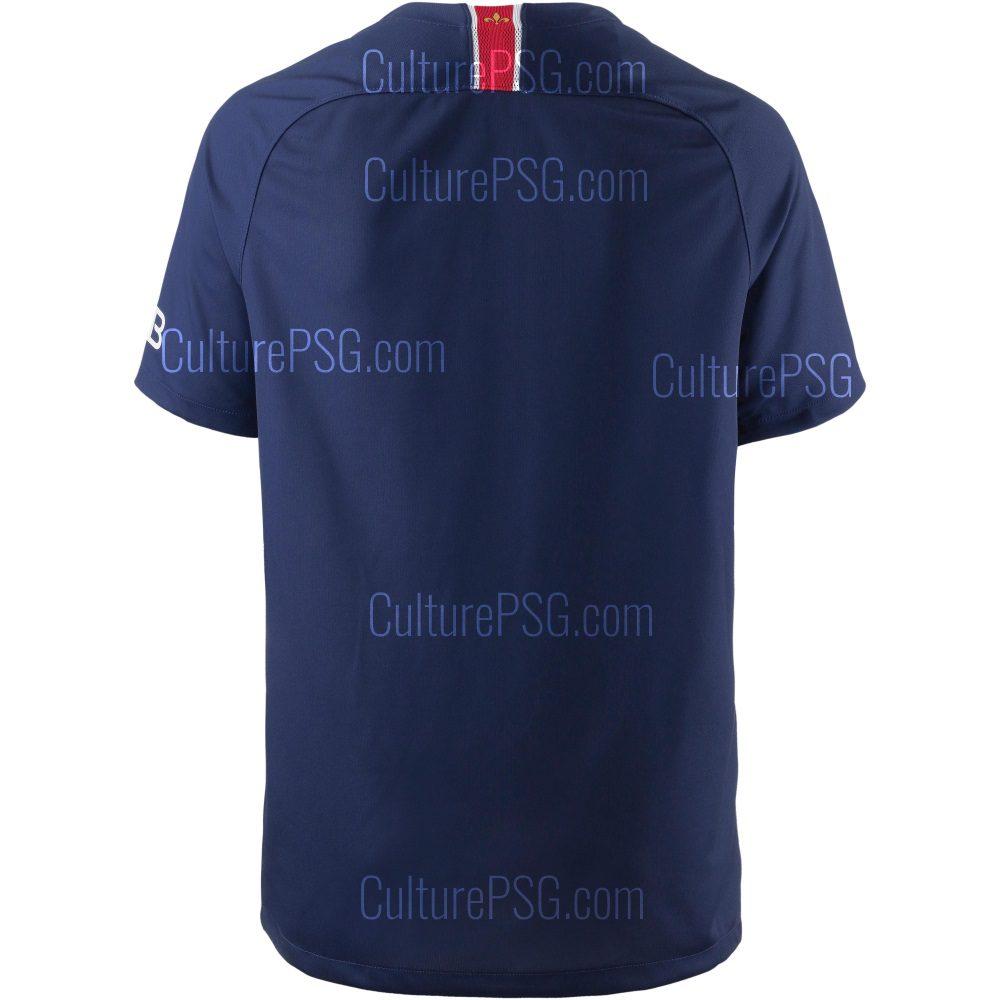 le maillot PSG pour la saison 2018-2019 vient d'être dévoilé