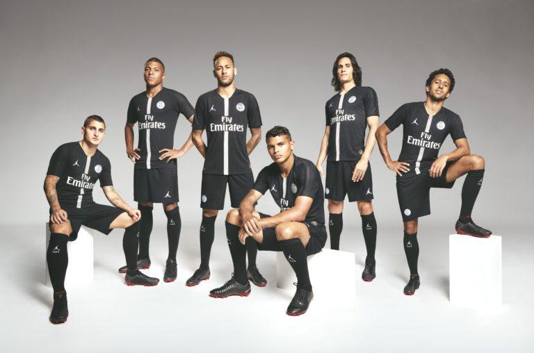 Le PSG a officialisé son rapprochement avec la marque américaine Air Jordan