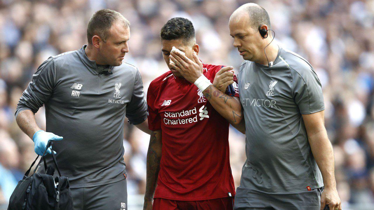 roberto firmino est incertain pour le match contre Liverpool