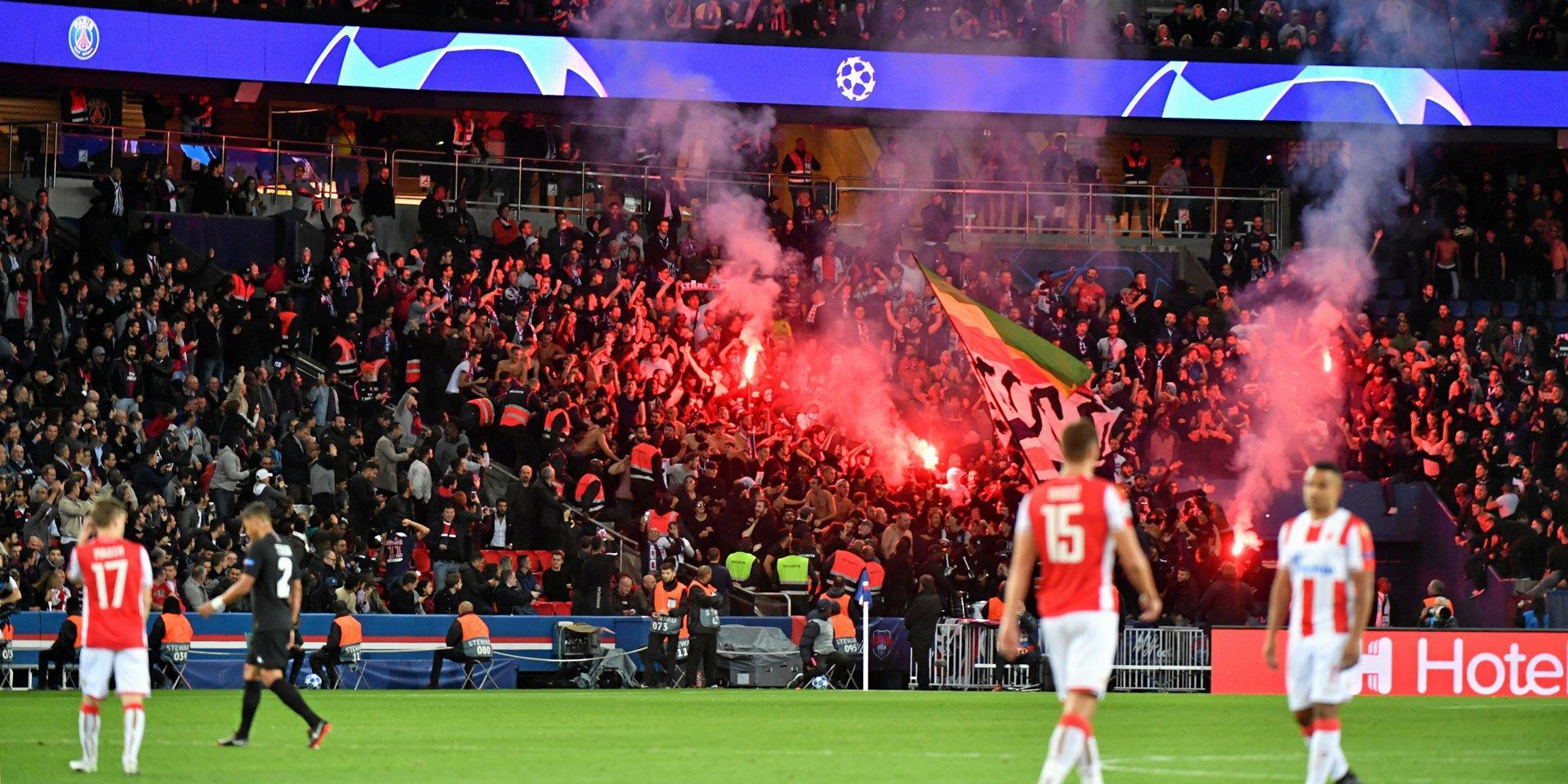 Le PSG réfléchit à la suspension de certains abonnements d'Ultras