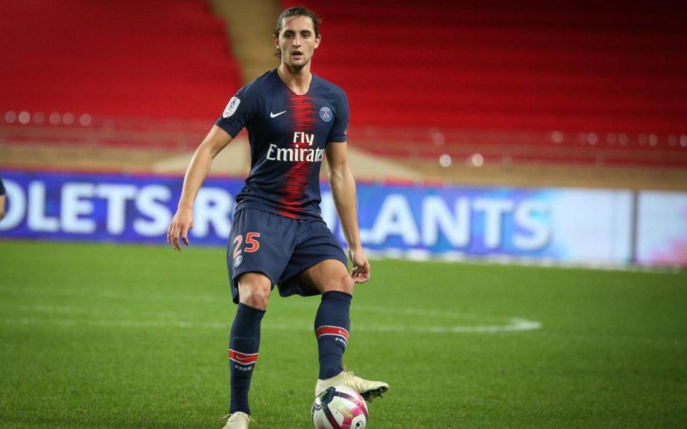Adrien Rabiot a donné son accord au FC Barcelone