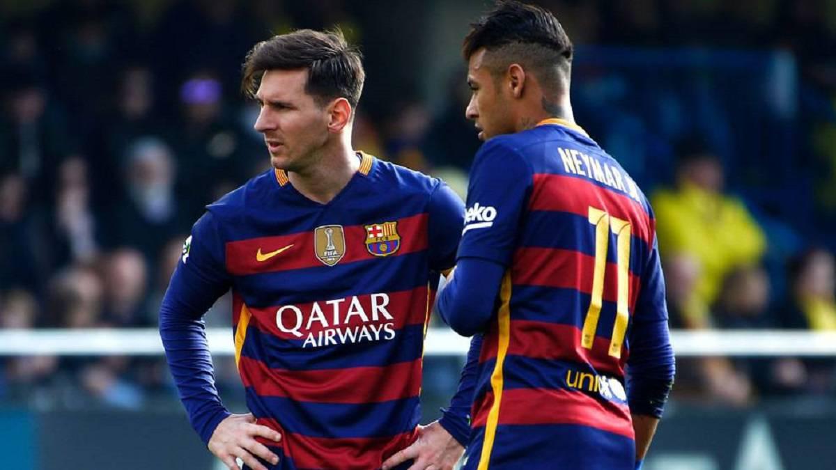 Messi a commenté les rumeurs autour de Neymar