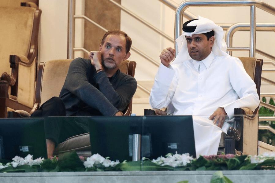 Thomas Tuchel prépare le mercato du PSG avec Al-Khelaifi