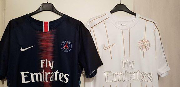 maillot psg 2018-2019