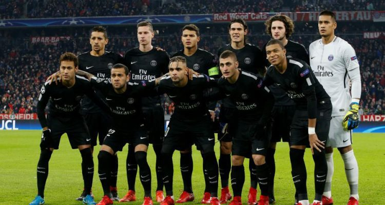 Les joueurs du PSG sont prêts à affronter Liverpool en Ligue des Champions