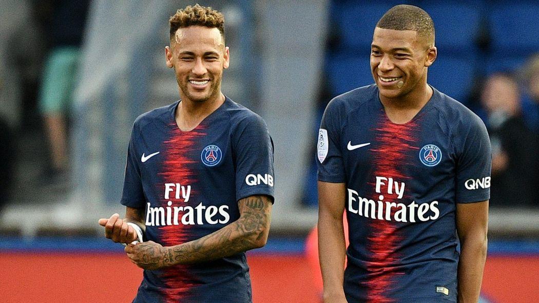 Neymar et Kylian Mbappé doivent s'entraîner aujourd'hui