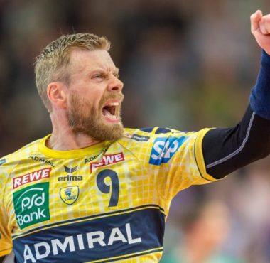 Gudjon Valur Sigurdsson vient de s'engager avec le PSG handball