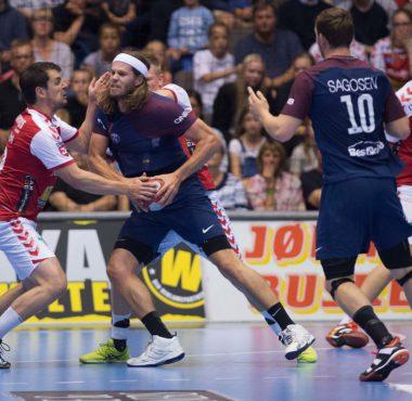Henrik Toft Hansen et Mikkel Hansen sont qualifiés pour la finale des championnats du monde