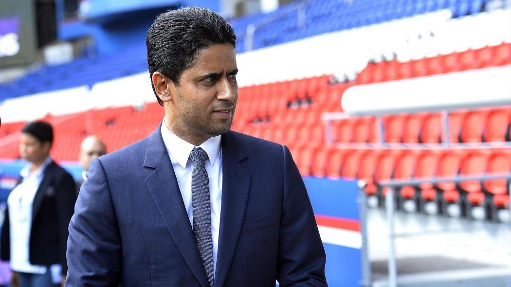 Nasser Al-Khelaifi, le président du PSG