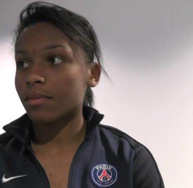 Perle Moroni a prolongé son contrat avec les féminines du PSG