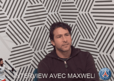Maxwell a accordé une interview à PSG Community