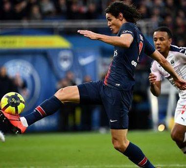 Edinson Cavani est forfait pour le match Manchester-PSG
