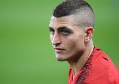 marco verratti a repris l'entraînement avec le PSG