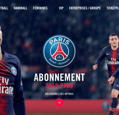 Le PSG lance sa campagne d'abonnements 2019-2020