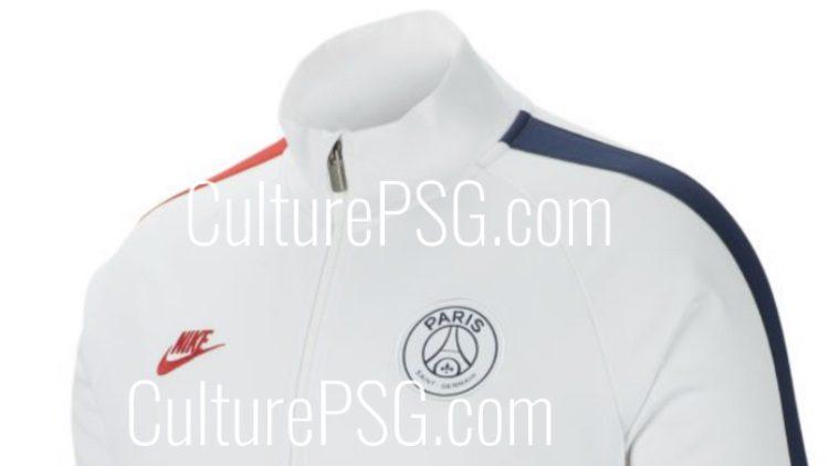 équipements PSG 2019-2020