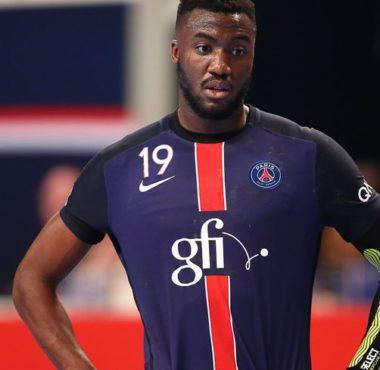 Luc Abalo, joueur du PSG