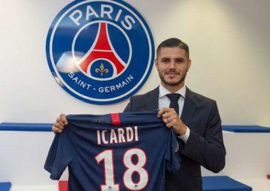 Mauro icardi va faire son premier entraînement avec le PSG