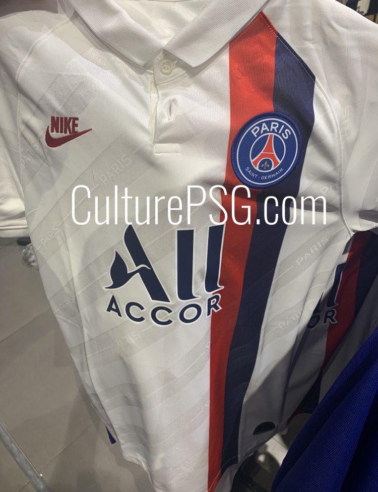 maillot third PSG 2019-2020