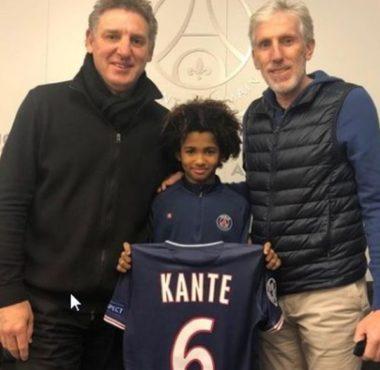 Le PSG a recruté Nahil Kanté